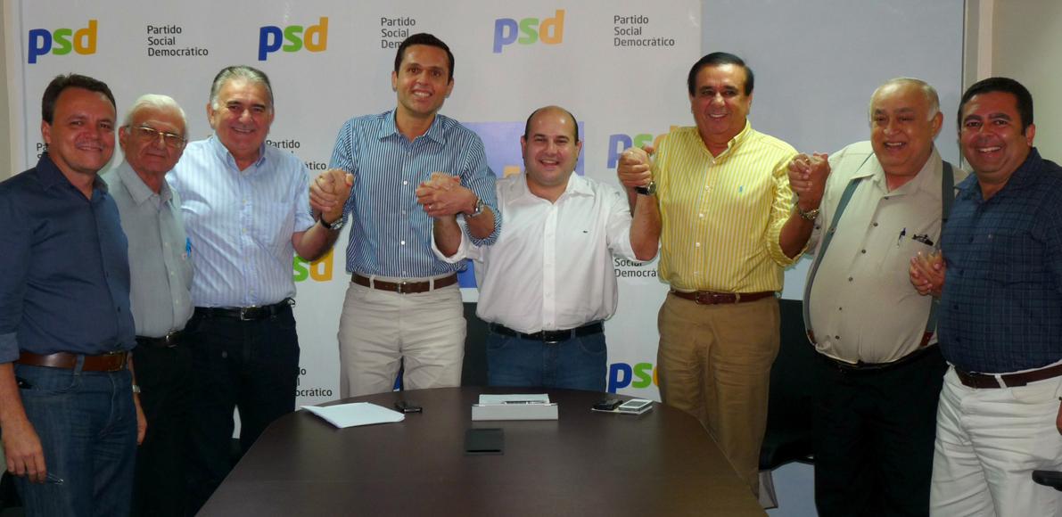 PSD realiza Convenção municipal