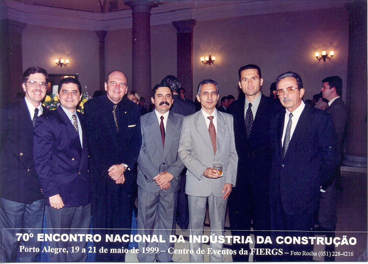 1999 70º Encontro Industria Construção