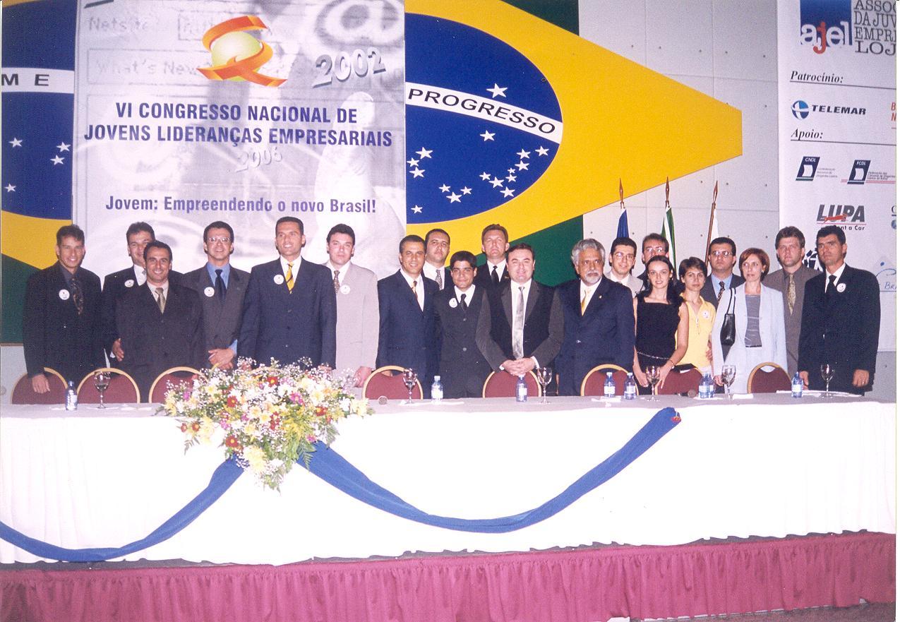 2000 VI Congresso Nacional JLE