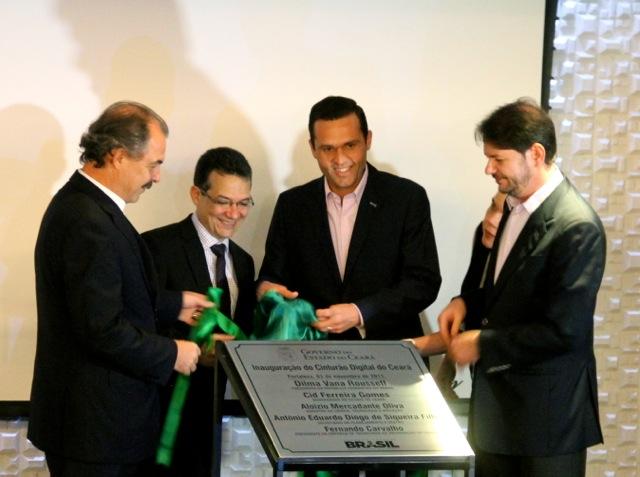 Cinturão Digital beneficiará 85 da população urbana do Ceará-2