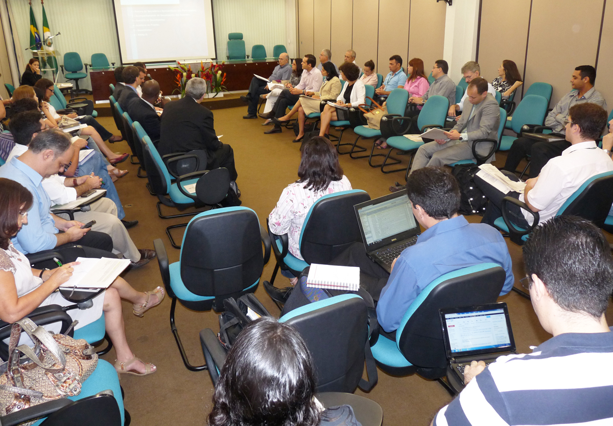 Diretores do Banco Mundial iniciam encontros sobre operação SWAp-2