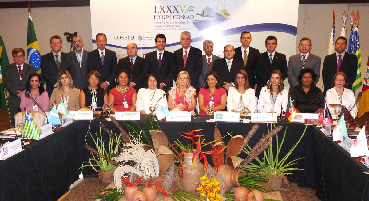 Fórum do Consad debate temas da gestão pública
