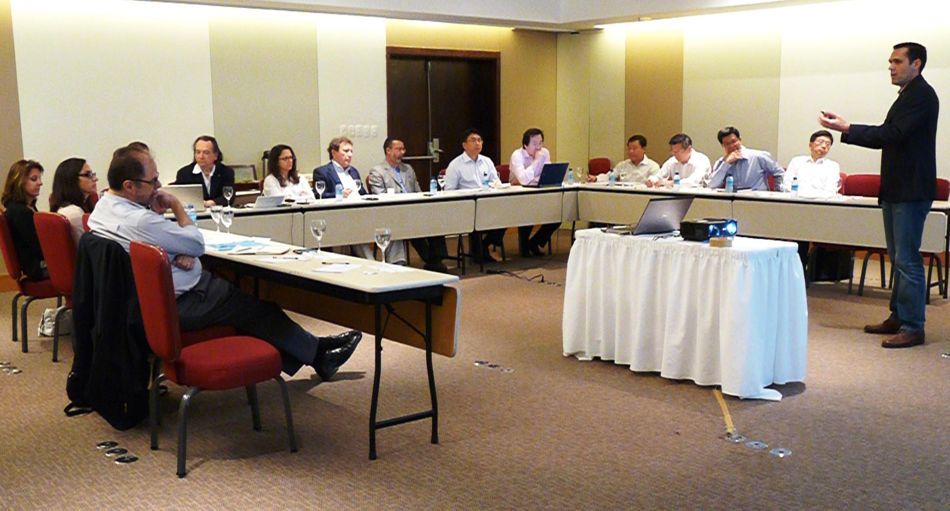 Secretário apresenta investimentos em reunião do Conselho da CSP