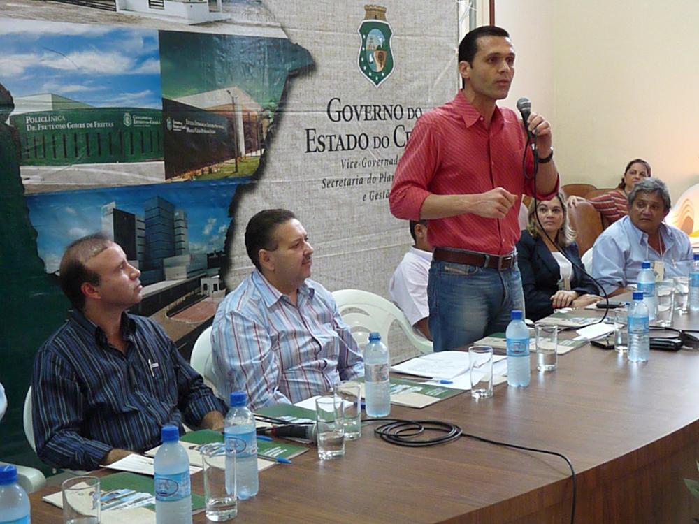Secretário da Seplag destaca aumento dos investimentos no Estado