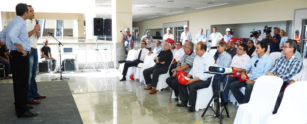 Secretários destacam importância do Centro de Eventos para economia do Ceará-1