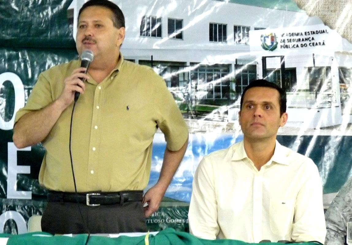 Vice-governador apóia produção de energia solar nos Inhamuns
