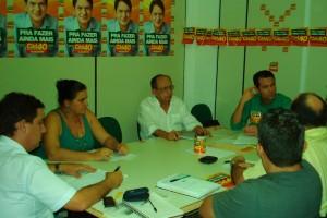 2010 Reunião Agronegócio em  09 de Agosto (15)