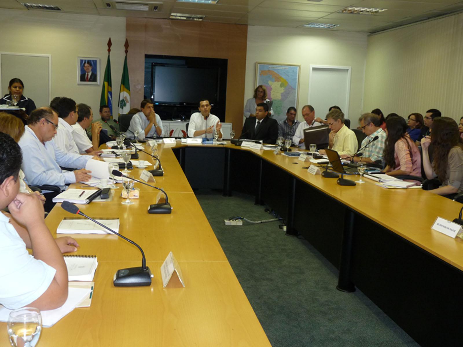 Conselho do Fecop aprova 53 projetos