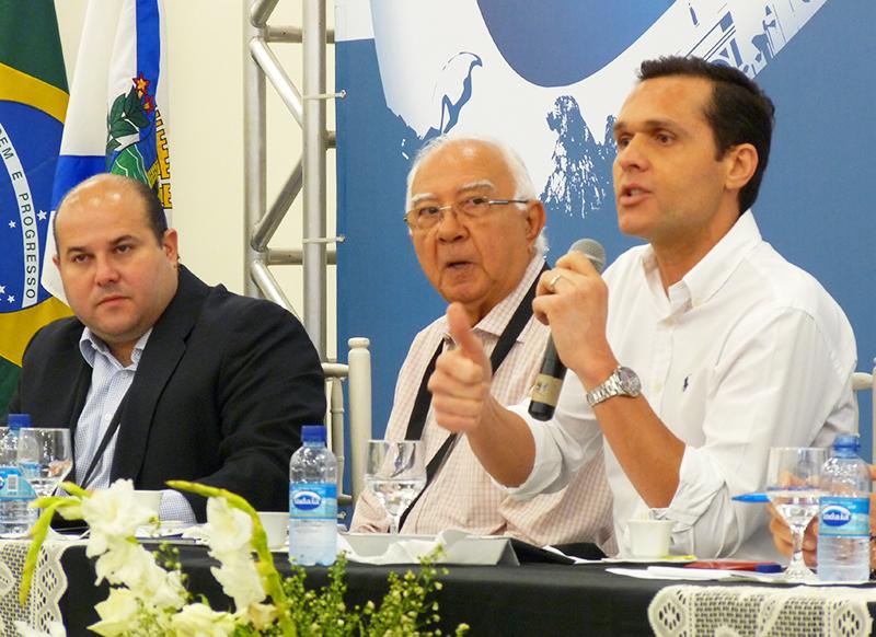 Secretário participa de Seminário Prefeitos Ceará 2013