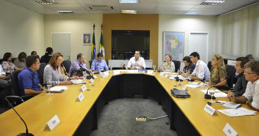 Comitê do Pacto do Semiárido faz reunião da SEPLAG
