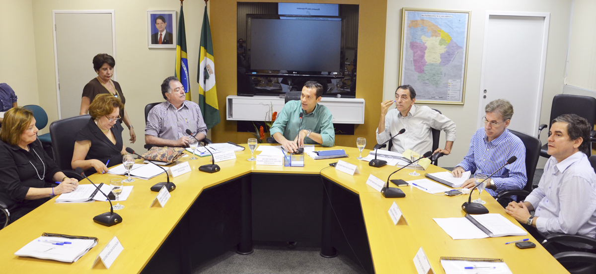 Conselho do Fecop cria reuniões virtuais