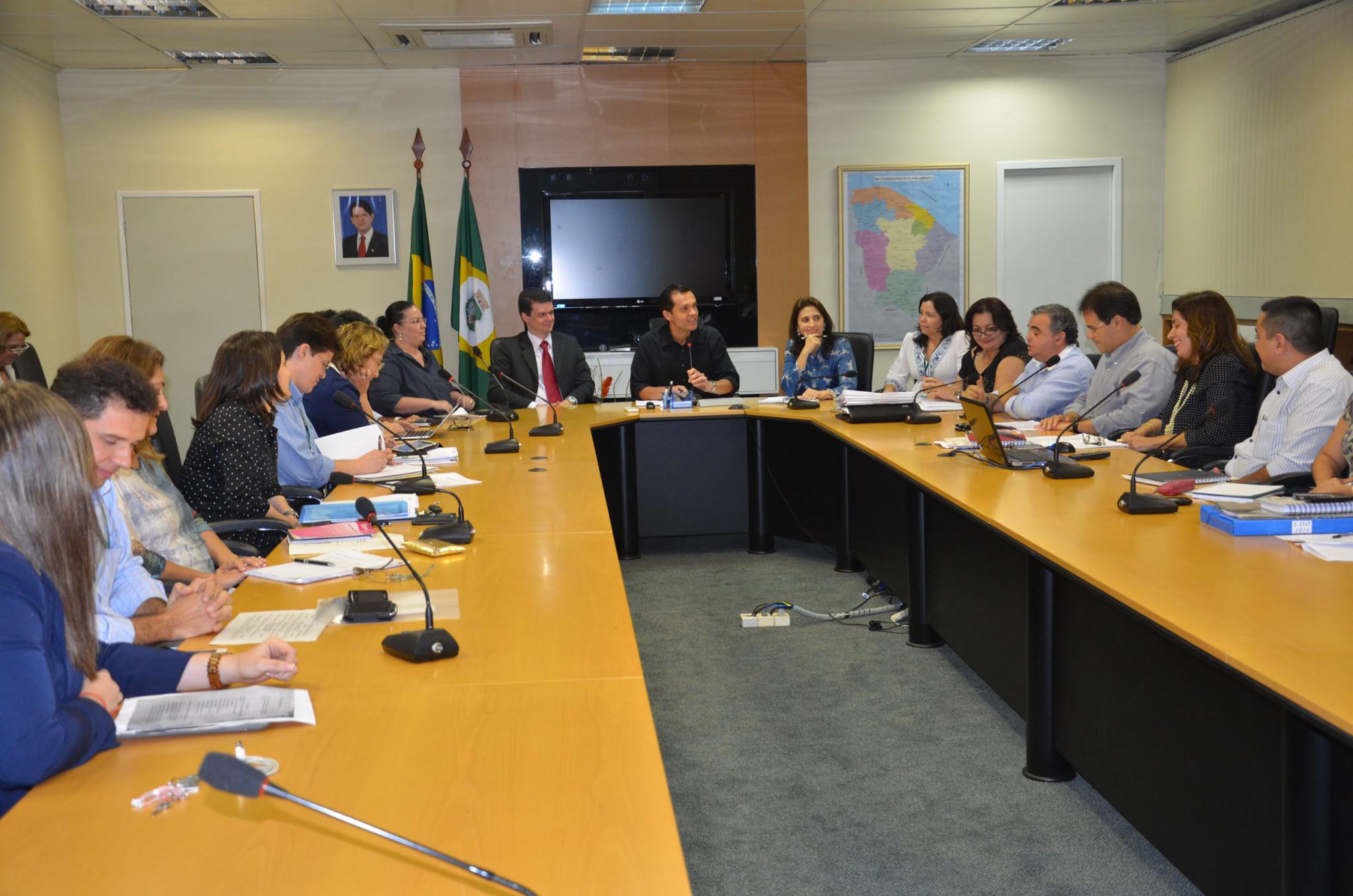 Governo discute projetos do Pró-Cidadão