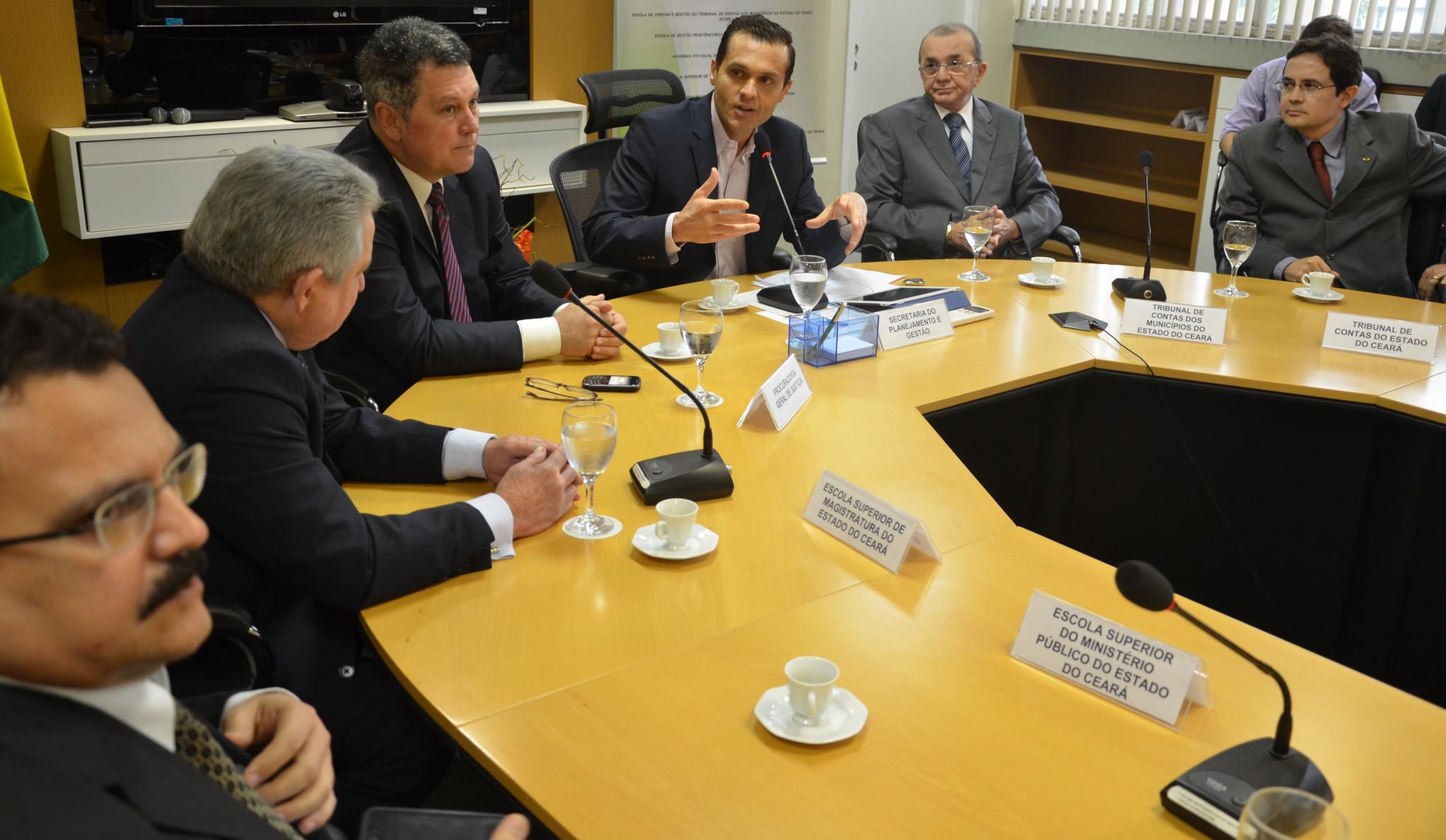 Escolas de Governo assinam Termo de Cooperação Técnica