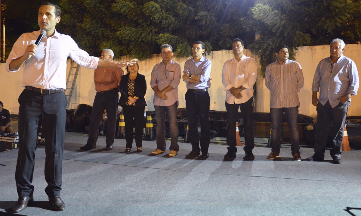 Mutuários da Cohab participam de reunião da campanha Papel da Casa