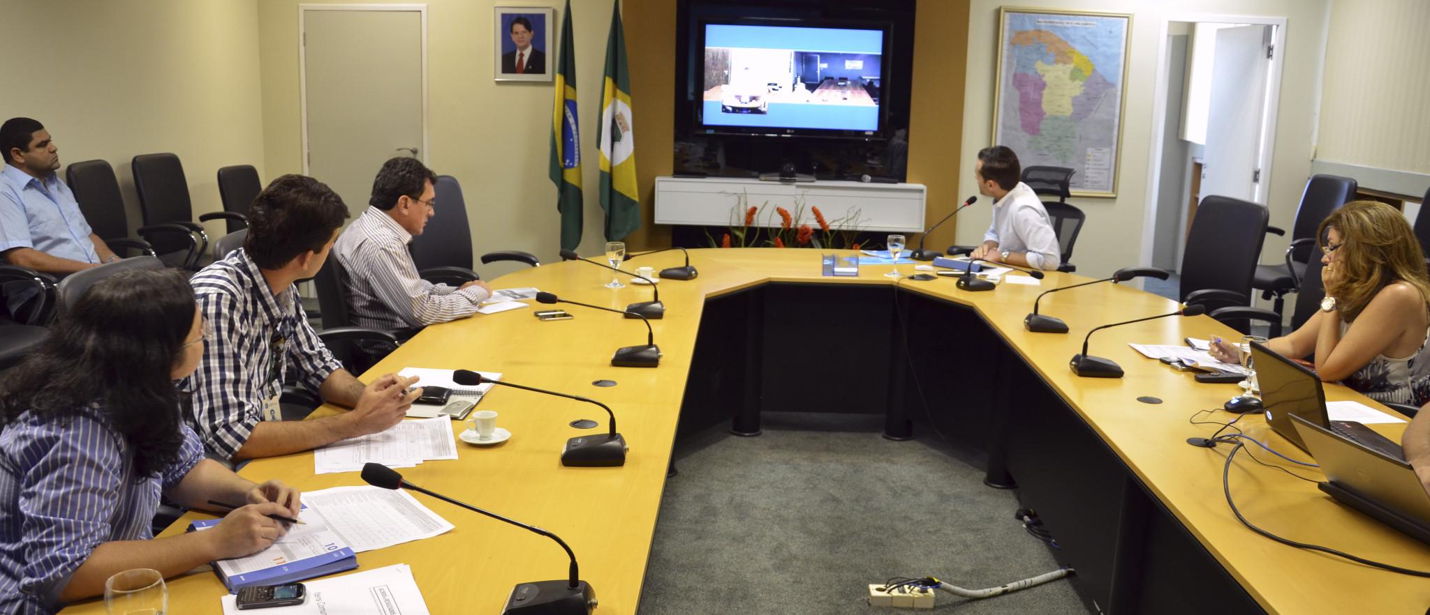 Reunião técnica sobre Programa para Resultados