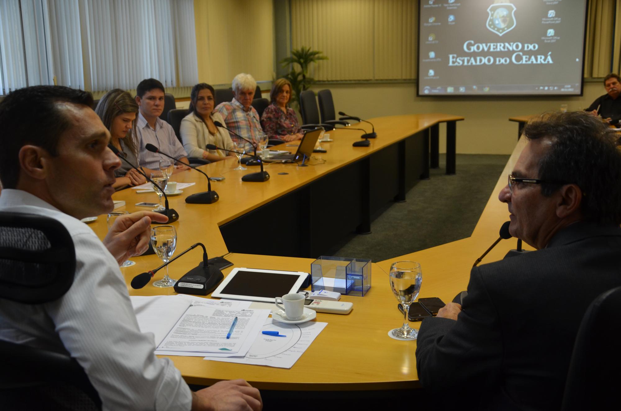 Estado e Prefeitura assinam Termo de Cooperação Técnica
