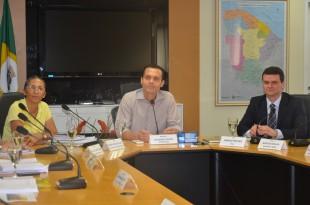 Primeira reunião da MENP 037