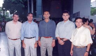 2001 Convenção Jovens Empresarios