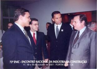 2001 Encontro Nacional da Industria da Construção