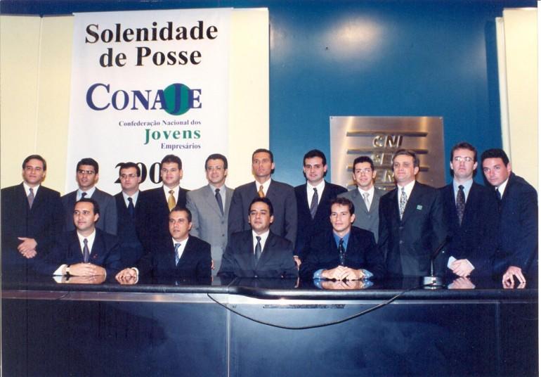2001 Posse Conaje na CNI (11)