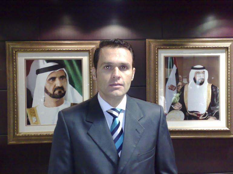Sheikh Mohammed e Sheikh Khalifa