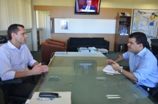 Secretário Eduardo Diogo comentou a economia cearense e a atuação da FIEC em entrevista a Leonardo Cassol