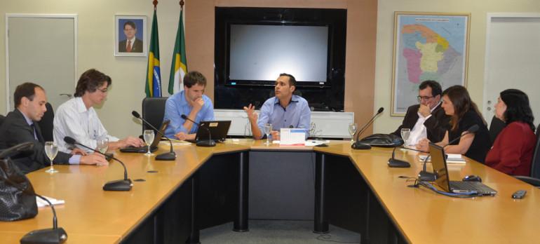 Secretário Eduardo Diogo destaca o nível de entendimento com o Banco mundial no projeto PforR Ceará
