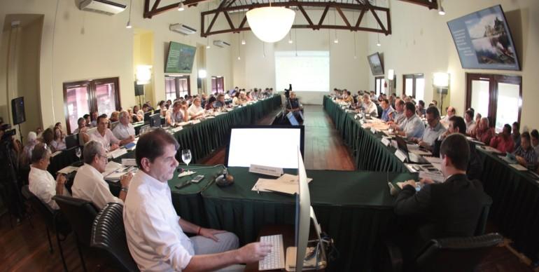 Governador Cid Gomes coordenou a quarta reunião do MAPP de 2014