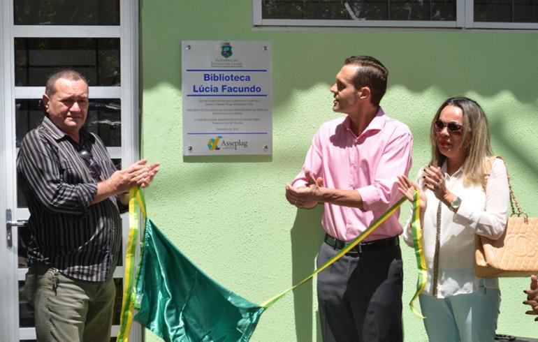 18.12.2014 - Inauguração Biblioteca Lúcia Facundo 022