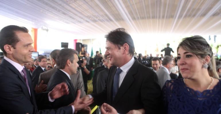 Eduardo Diogo » Cid Gomes transmite o Governo do Ceará