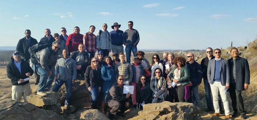 Cohort in Gettysburg's