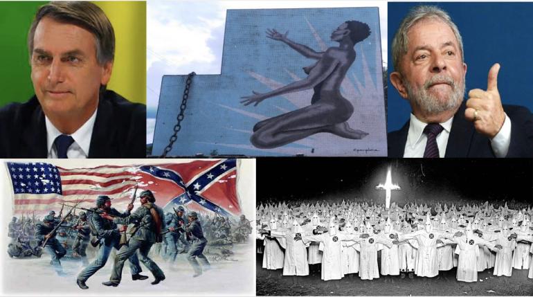 Foto Artigo Bolsonaro, Lula, Escravidão...