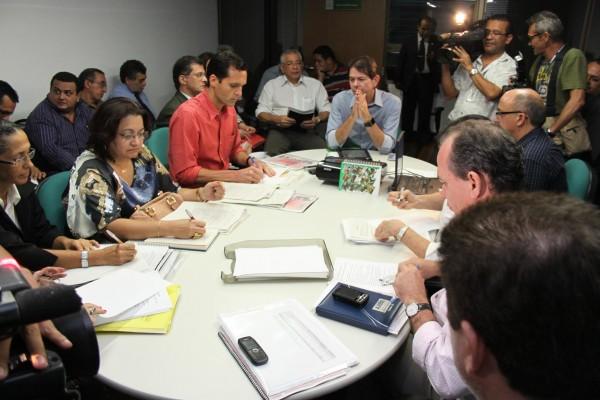 Reunião da MENP