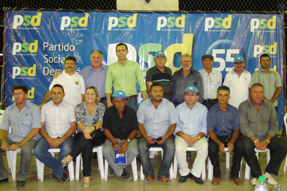 Encontro do PSD em Araripe