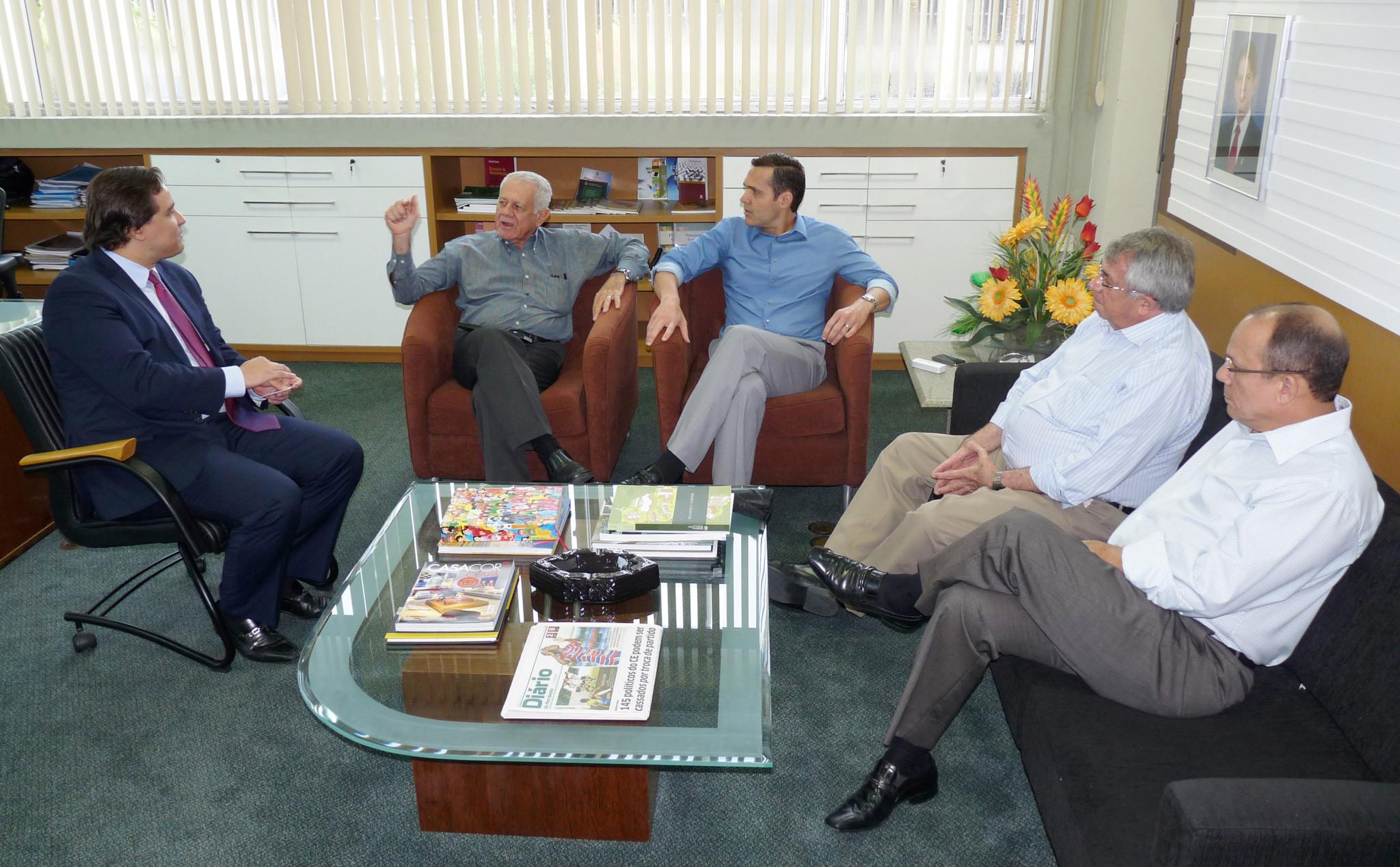 Plano Brasil Maior é debatido com empresários na Seplag