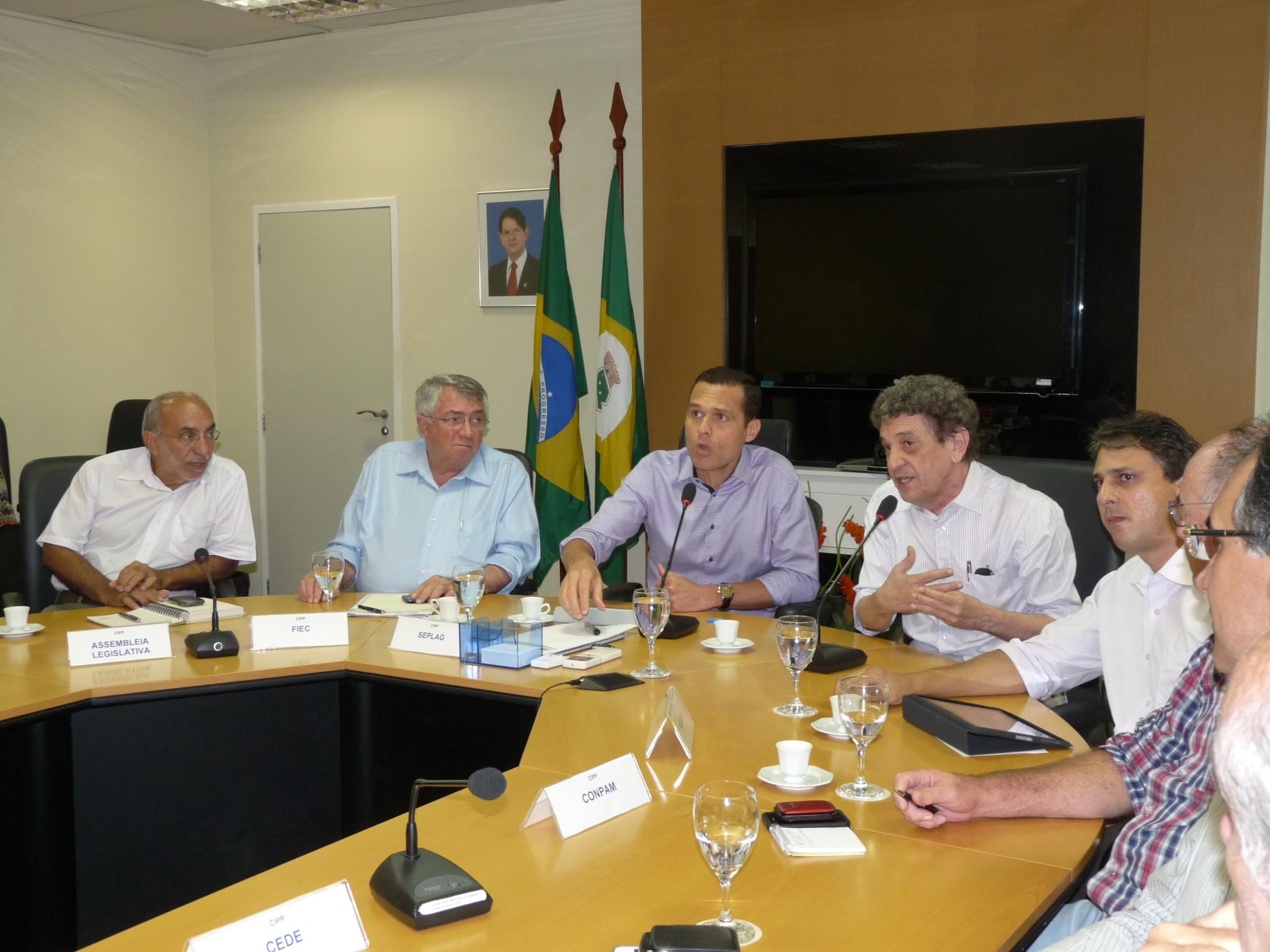 Conselho do CIPP aprova projeto de urbanização do Porto do Pecém