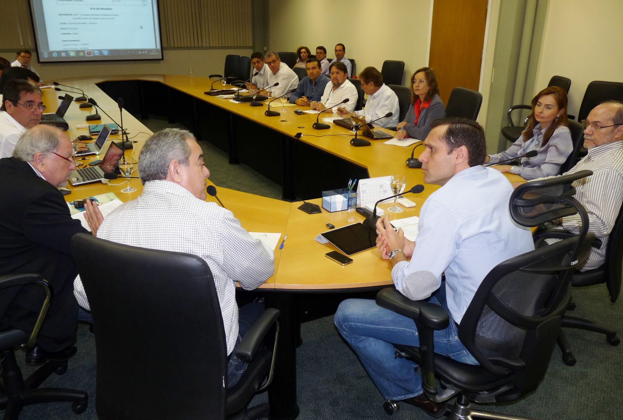 Conselho Gestor do CIPP tem reunião com iniciativa privada