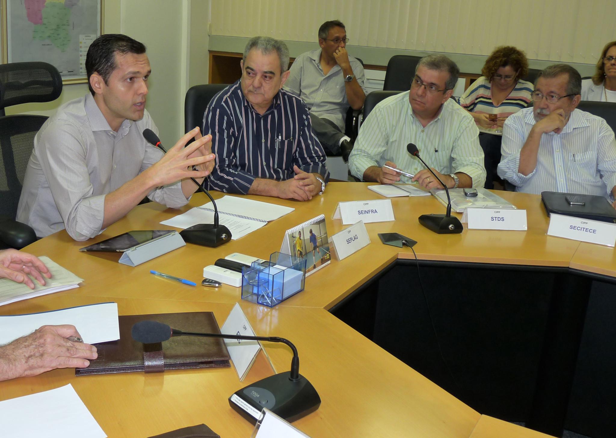 Conselho Gestor do Complexo do Pecém tem reunião na SEPLAG