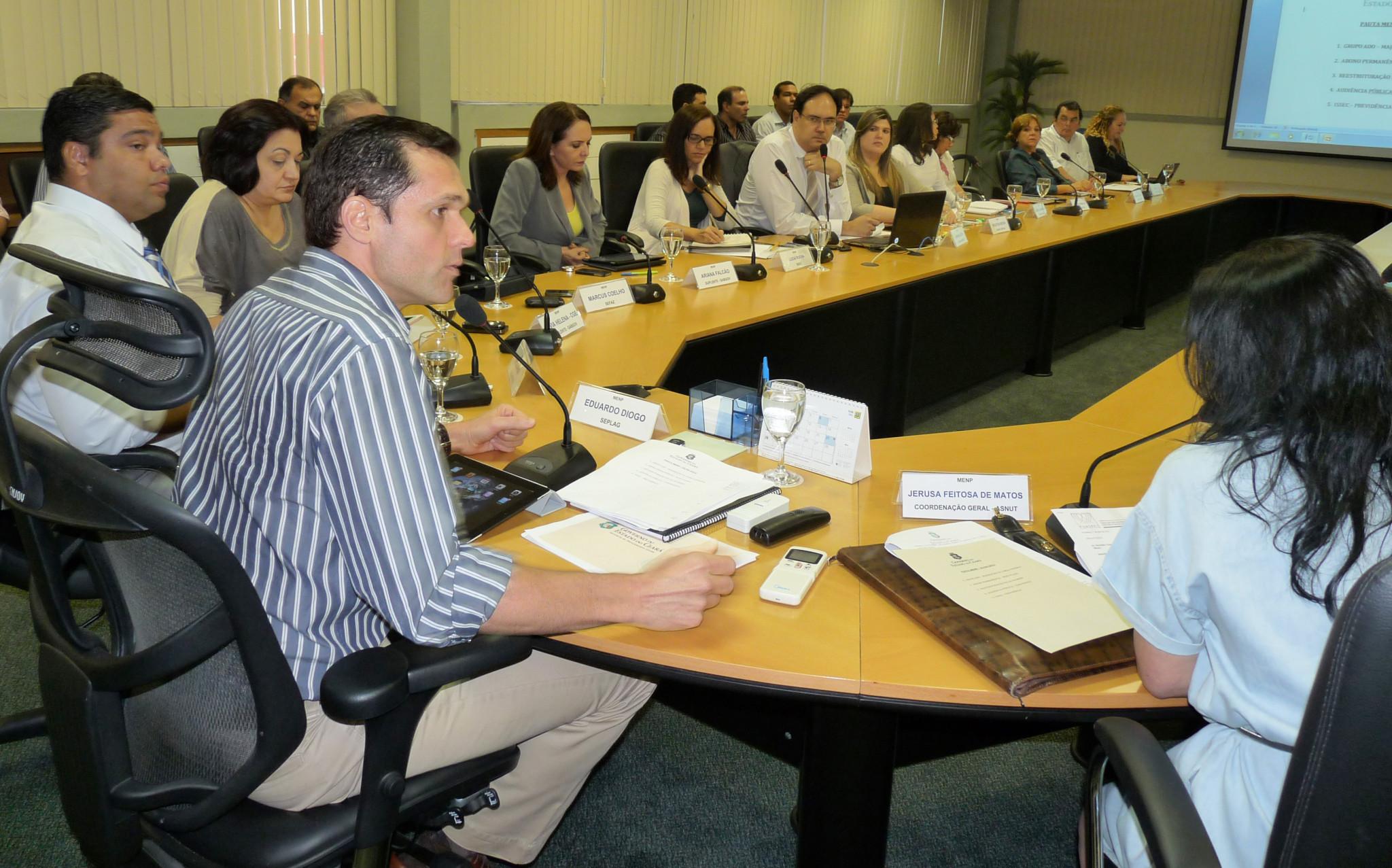 Grupos de trabalhos discutirão Previdência e Saúde