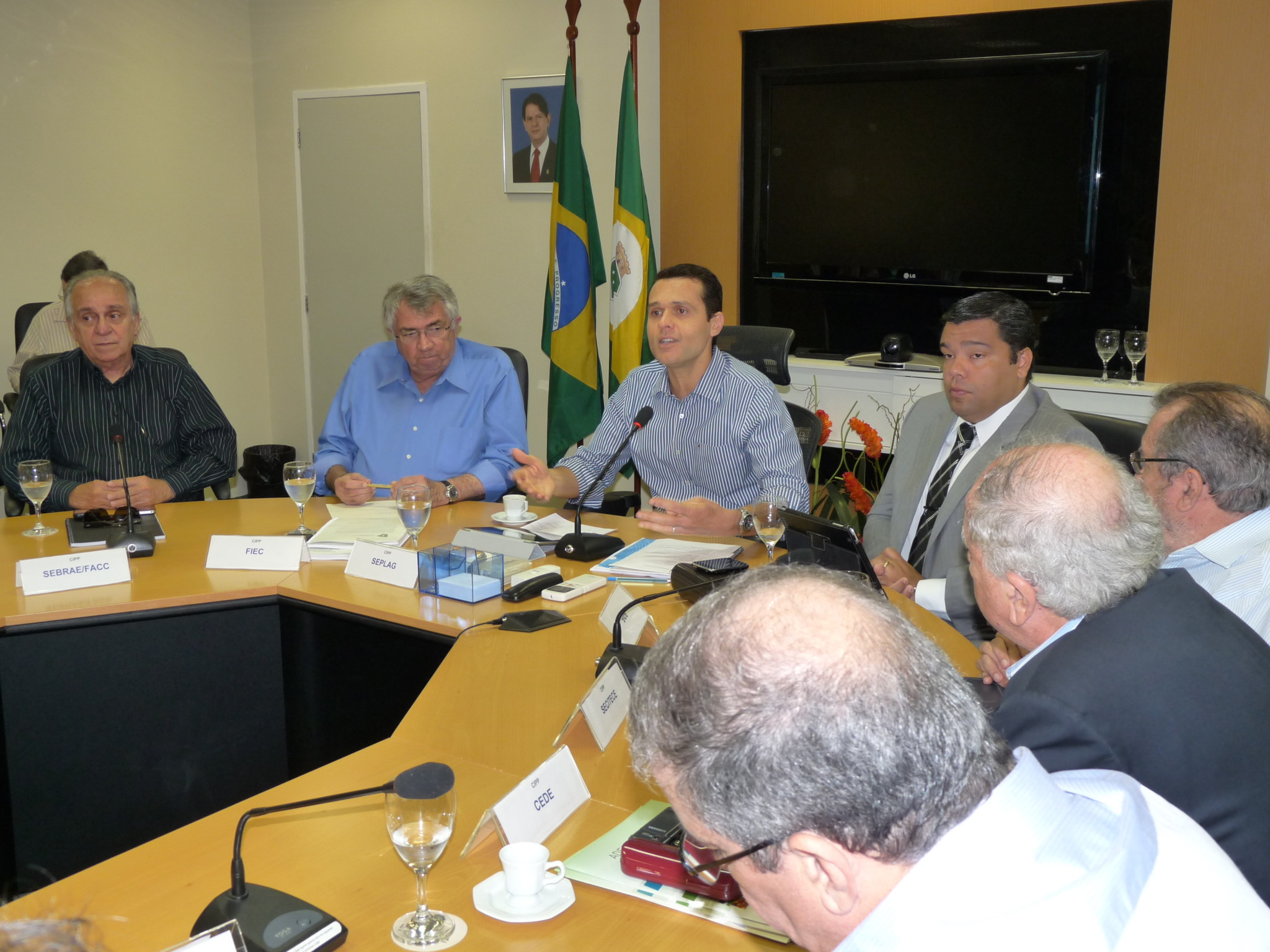 Conselho Gestor do CIPP tem novo encontro na SEPLAG