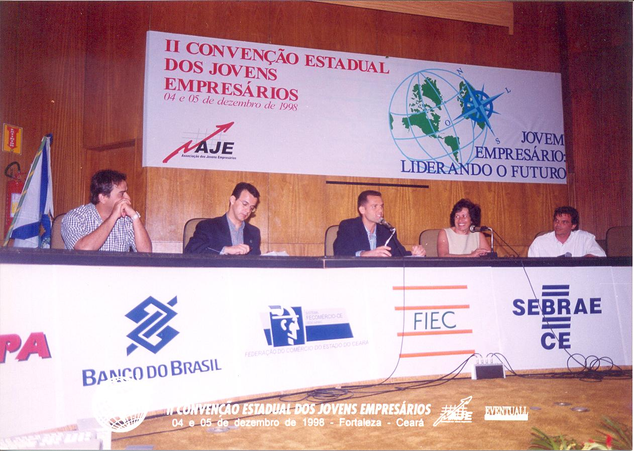 II Convenção da AJE Fortaleza