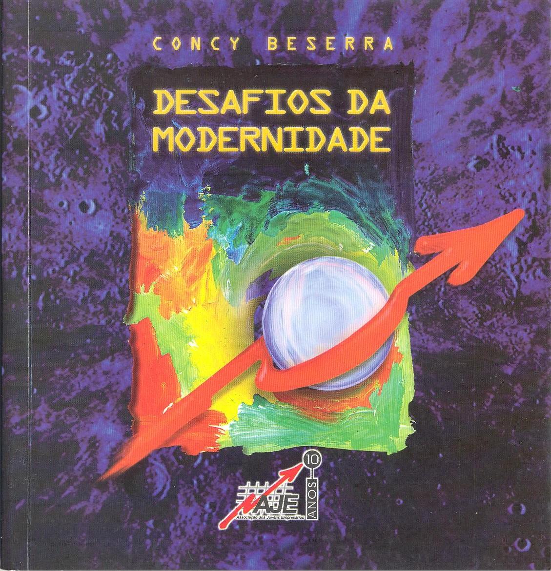 Livro comemorativo dos 10 Anos da AJE Fortaleza