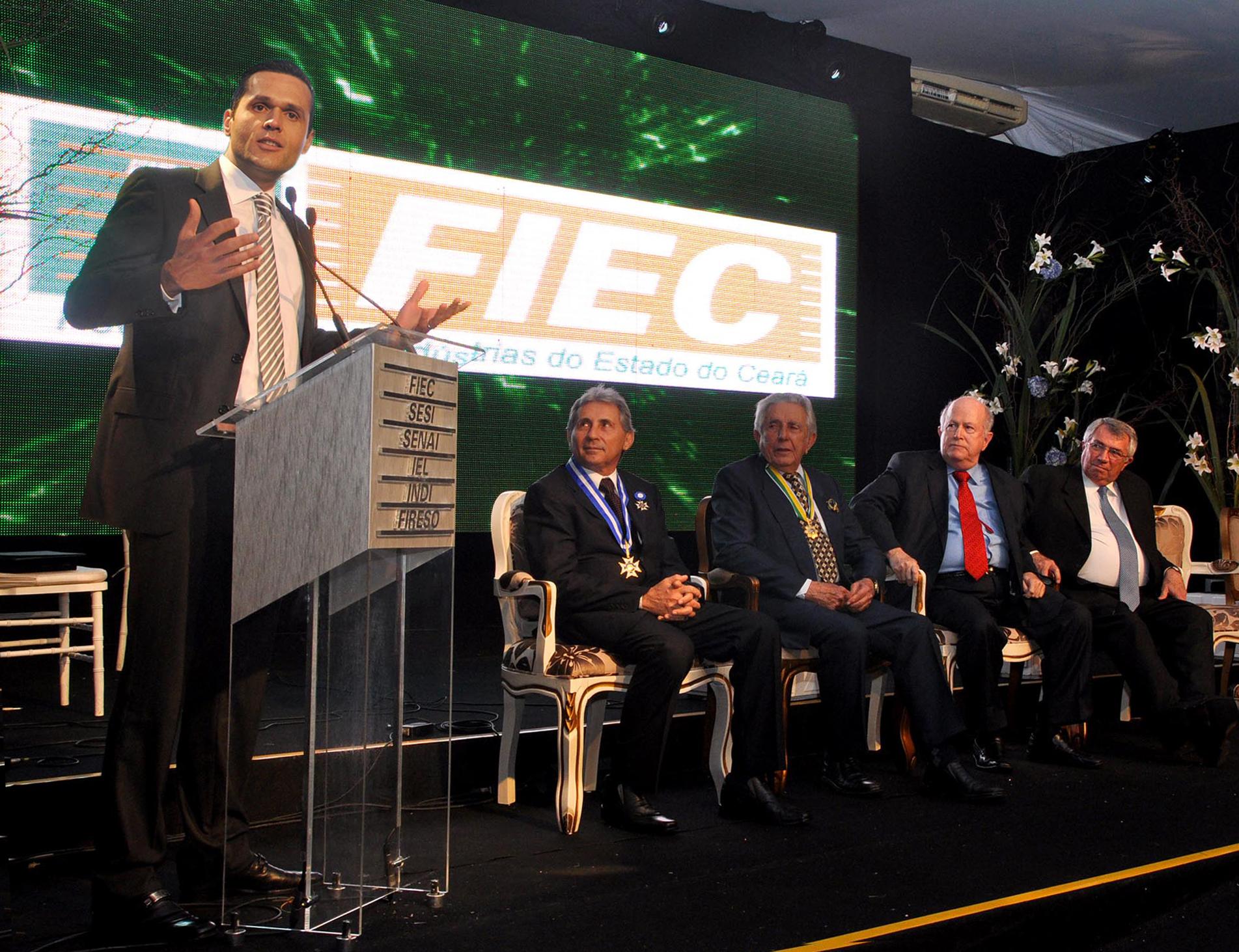 No Dia da Indústria, Secretário destaca recorde de investimentos