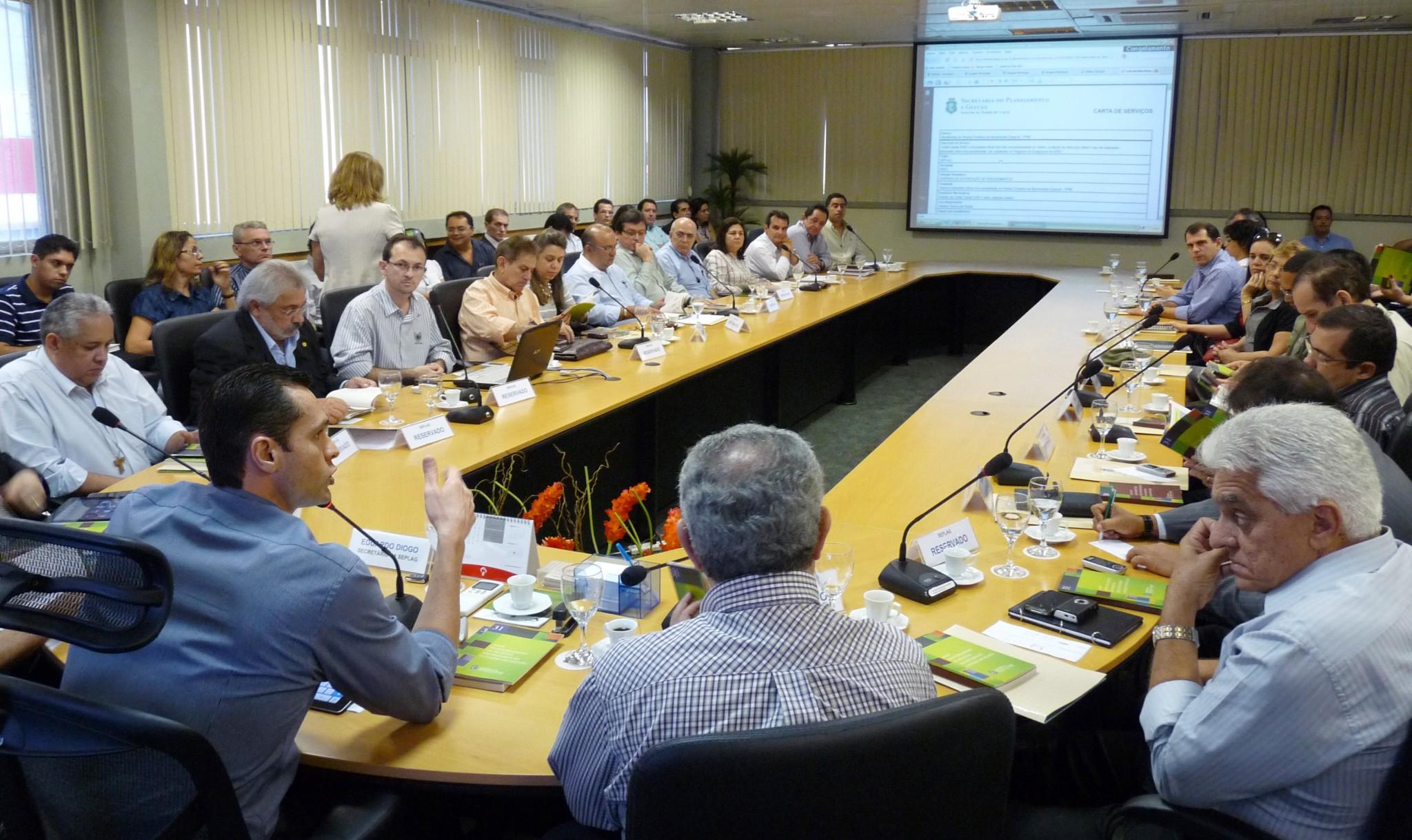 Catálogo Elatrônico de Serviços do Estado do Ceará vai aumentar satisfação do cidadão