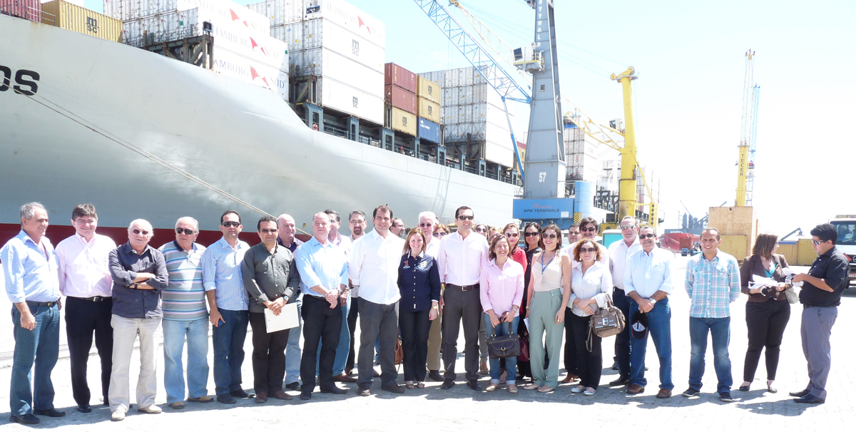 Conselho Gestor realiza visita técnica ao Complexo do Pecém