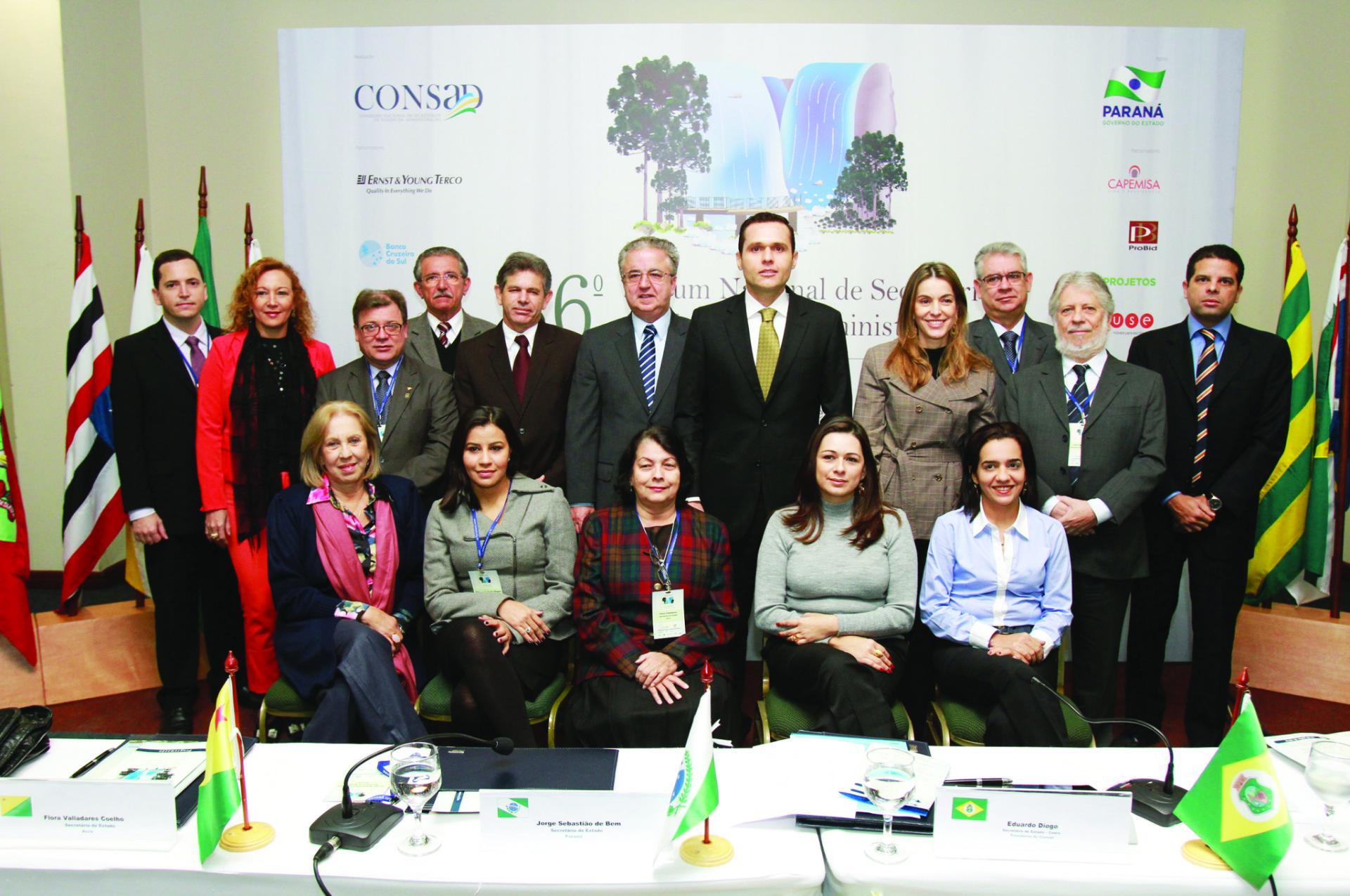 Consad realiza 86º Fórum em Foz do Iguaçu (PR)