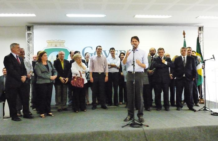 Governador agradece compromisso dos servidores públicos com o Ceará
