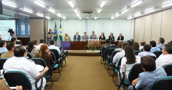 Governo lança Prêmio Ceará Gestão Pública 2011