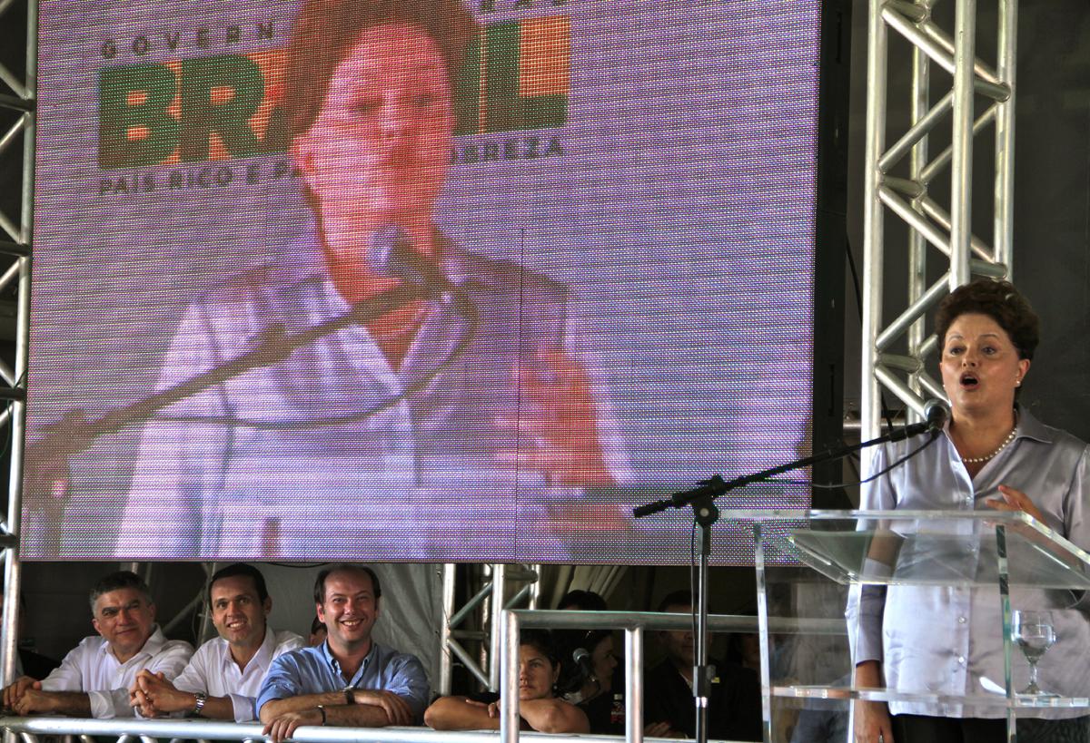 Visita da Presidenta Dilma à CSP