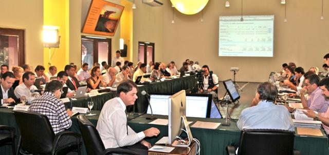 Cid Gomes e secretariado concluem primeira reunião do MAPP de 2012